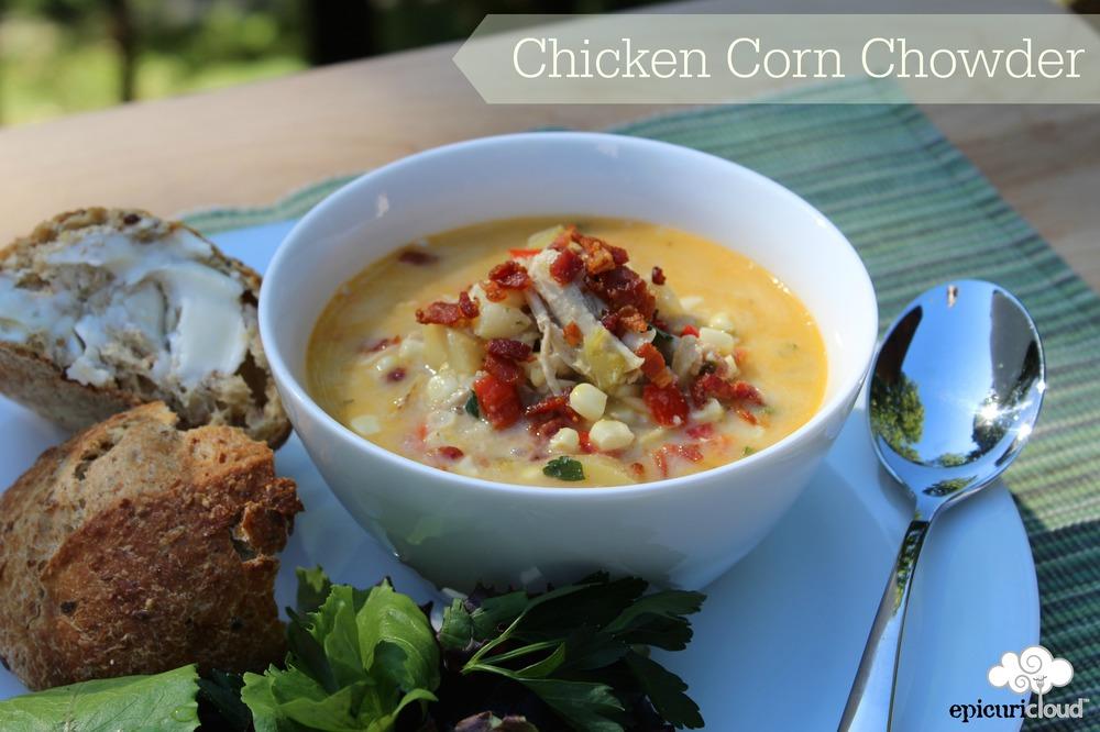 Chicken Corn Chowder1 - epicuricloud.com