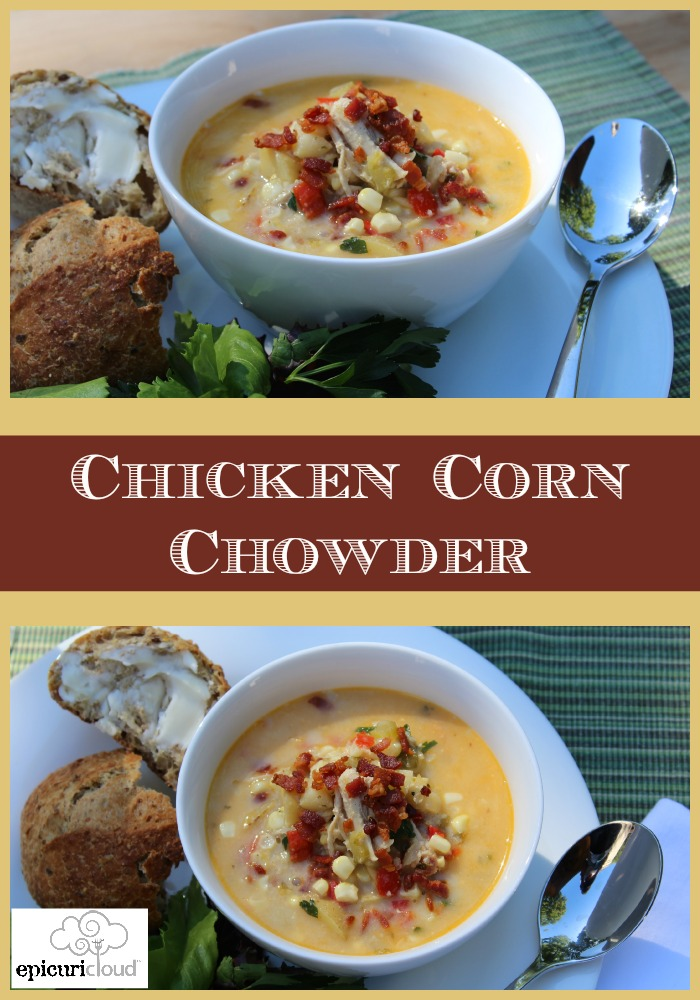 Chicken Corn Chowder3 - epicuricloud.com