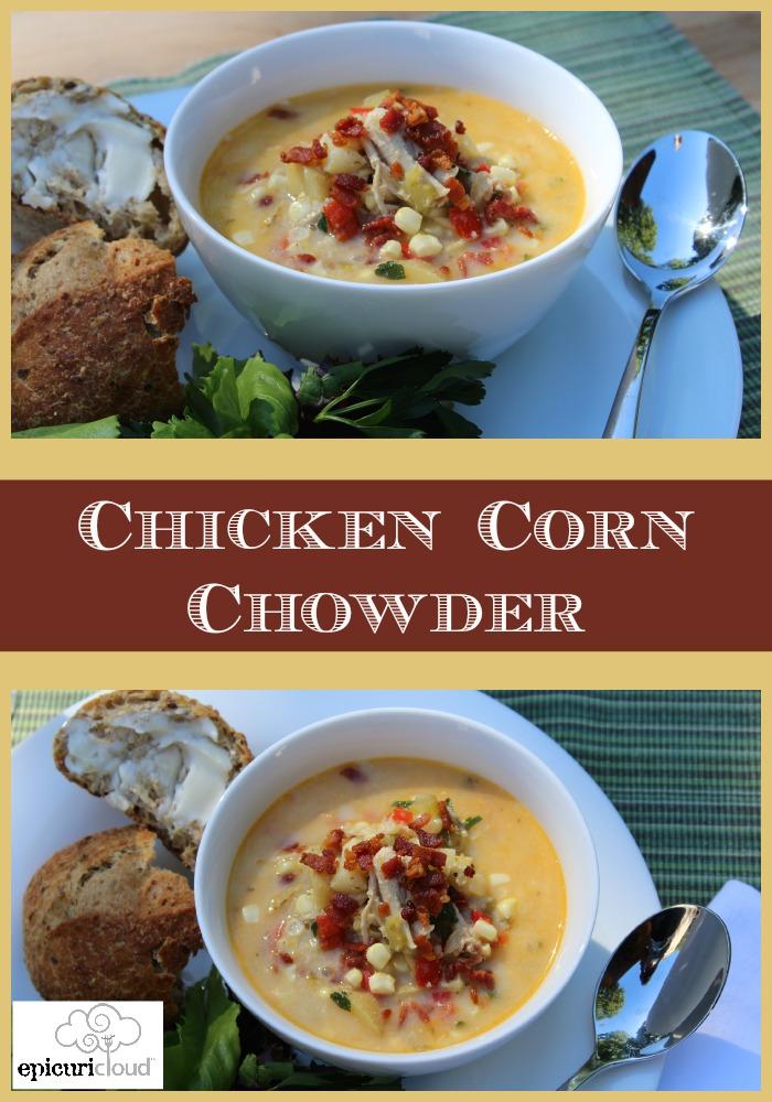Chicken Corn Chowder3 - epicuricloud.com