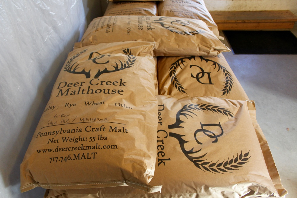 ...in 55 pound sacks and are ready for delivery!
