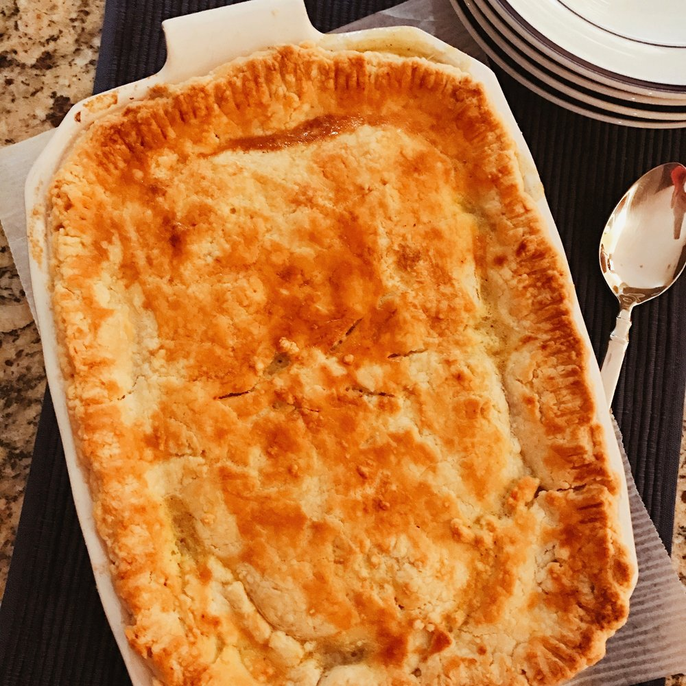Chicken Pot Pie - epicuricloud.com