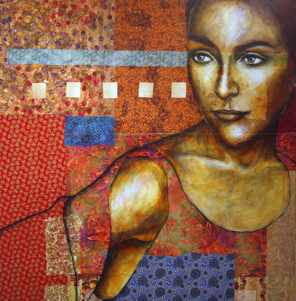 "The Finest, 48"" x 48"""
