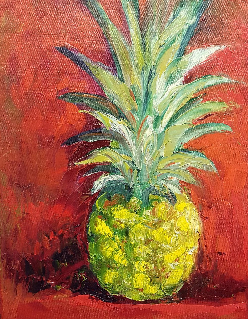 My TBC Pineapple