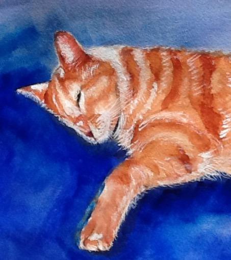Lynn Ashford: watercolor