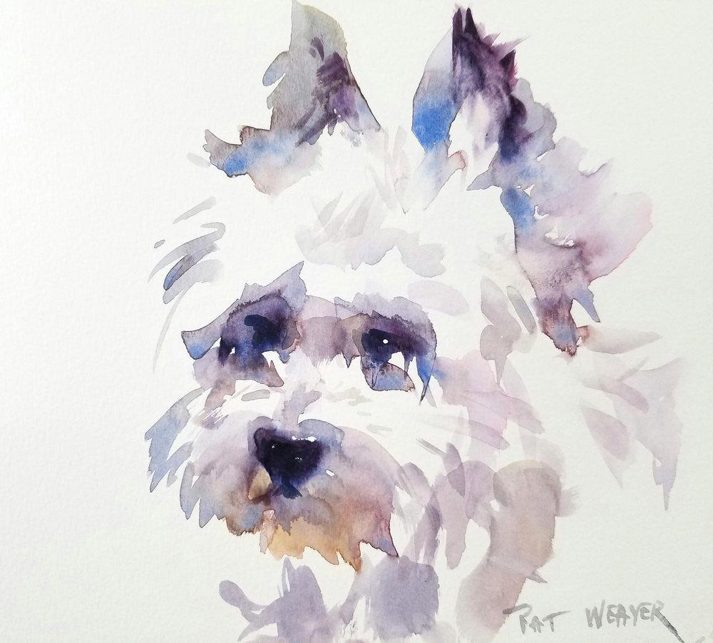 Pat Weaver: watercolor