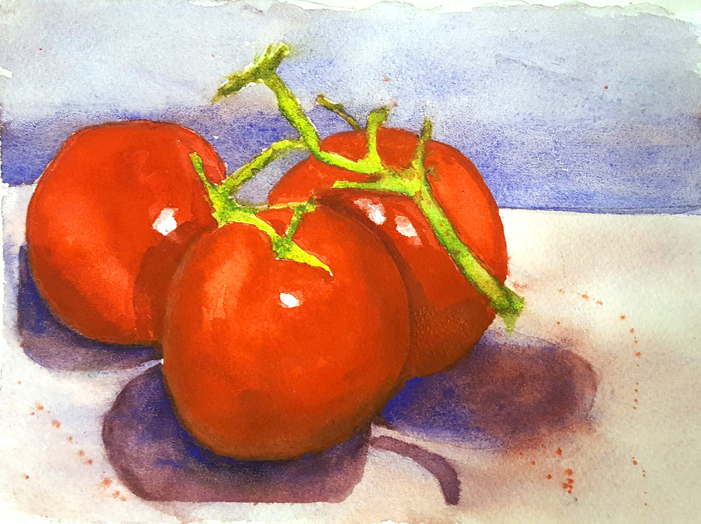Heather's Tomatoes