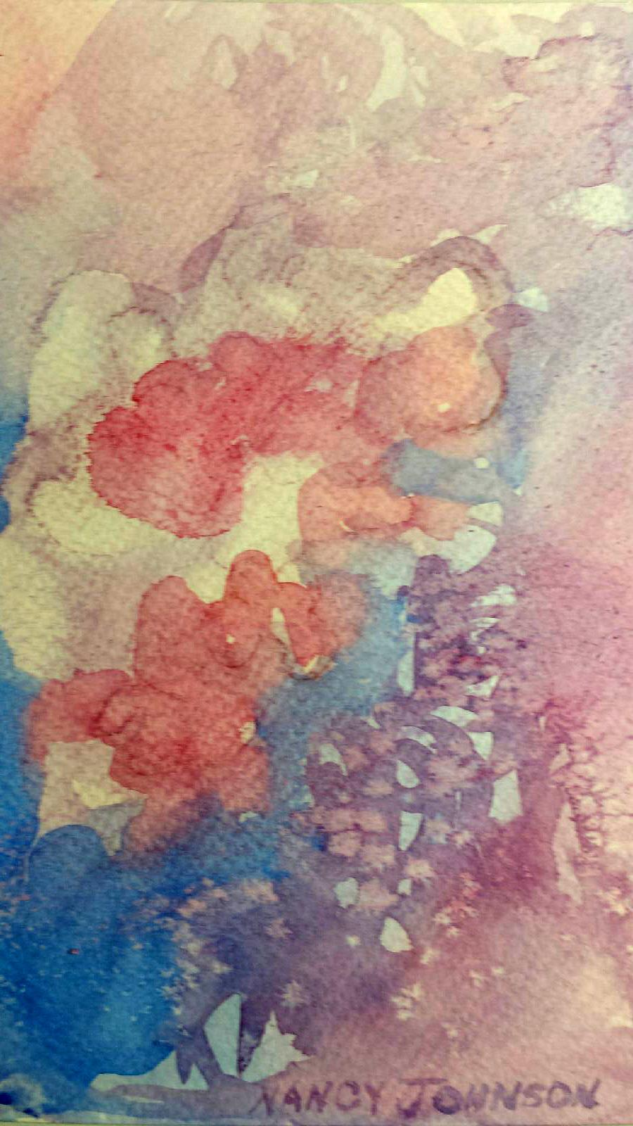 Nancy Johnson's Quiet Colors