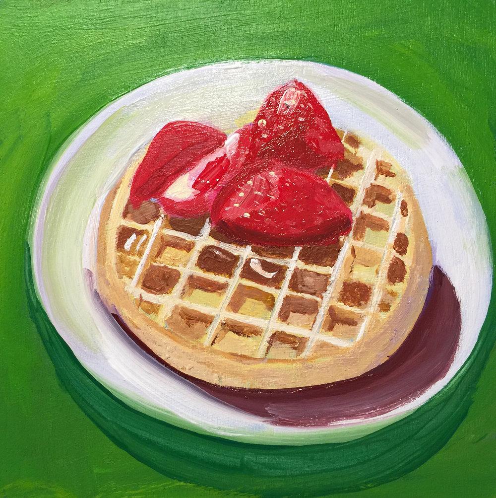 Heather Earnest's Waffle