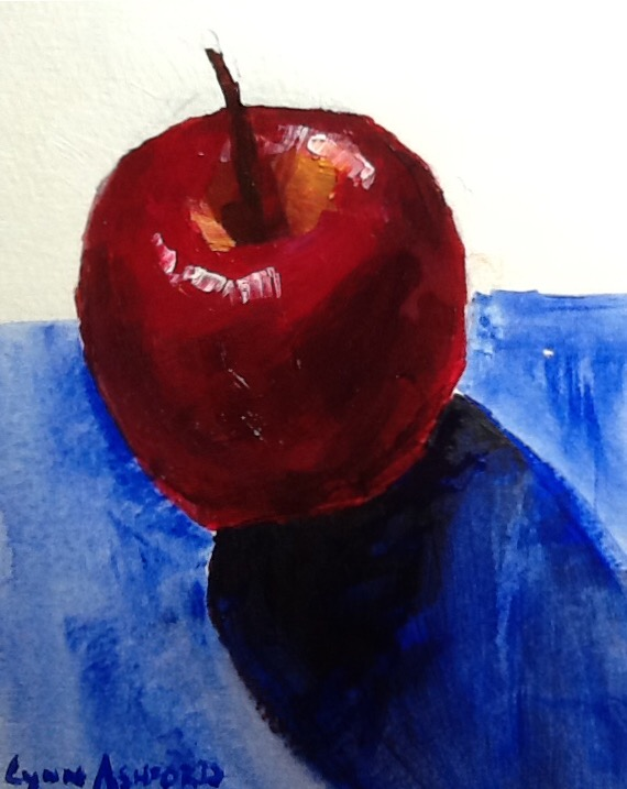 Lynn Ashford's Apple