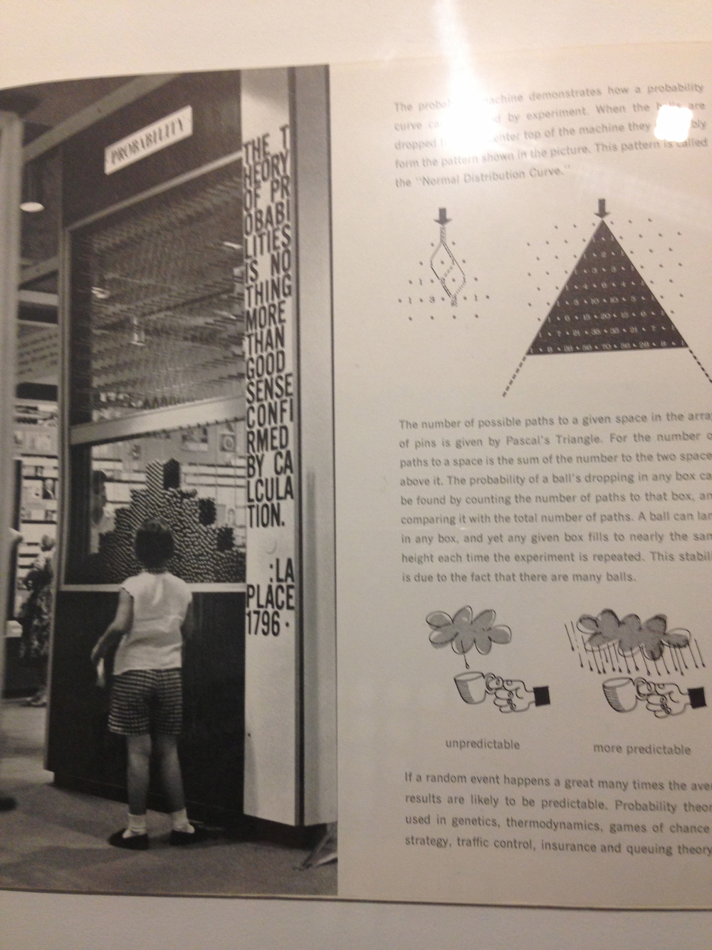 An example of educational materials developed by the Eames Office