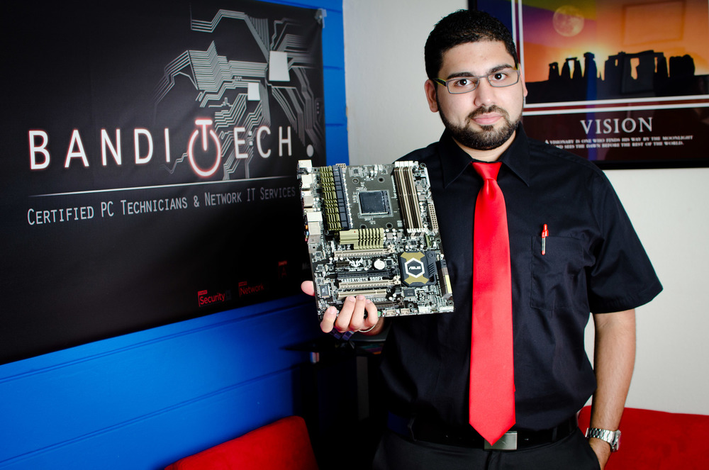 President & Owner of Bandi Tech LLC - Master Technician