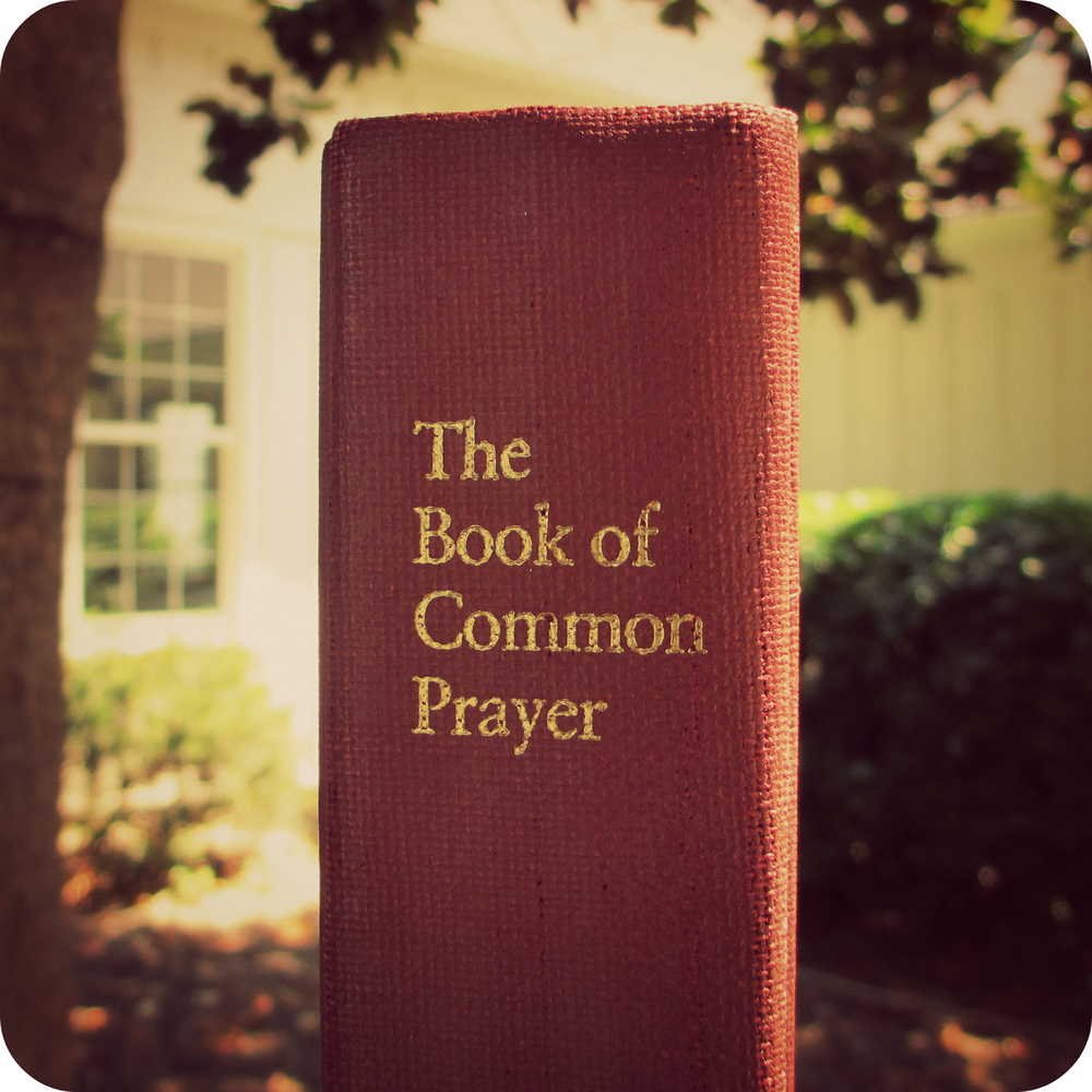 Click here to read the Book of Common Prayer