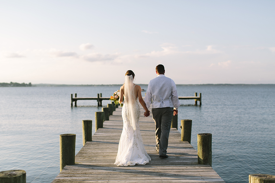 The Compass Points Here Traverse City Wedding Photographer Videographer
