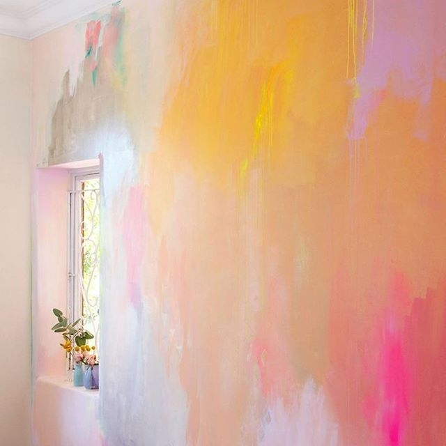Live full of color!!!! #walls #decor #interior