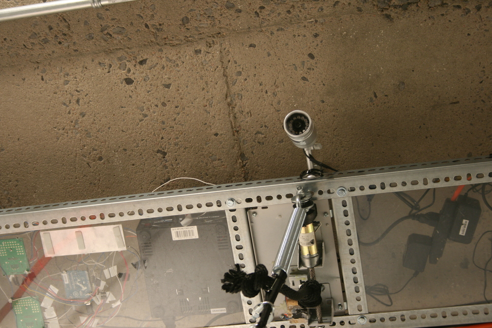 DAC - camera sensor