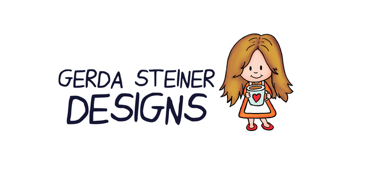 Gerda Steiner Designs - Cute Clearstamps, Rubberstamps and Digital Stamps