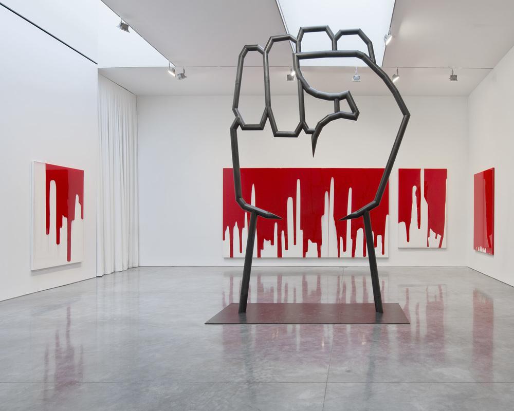 Piotr Uklanski, Gagosian Gallery