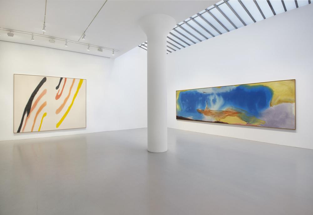Morris Louis, Helen Franenthaler, Mitchell-Innes & Nash Gallery