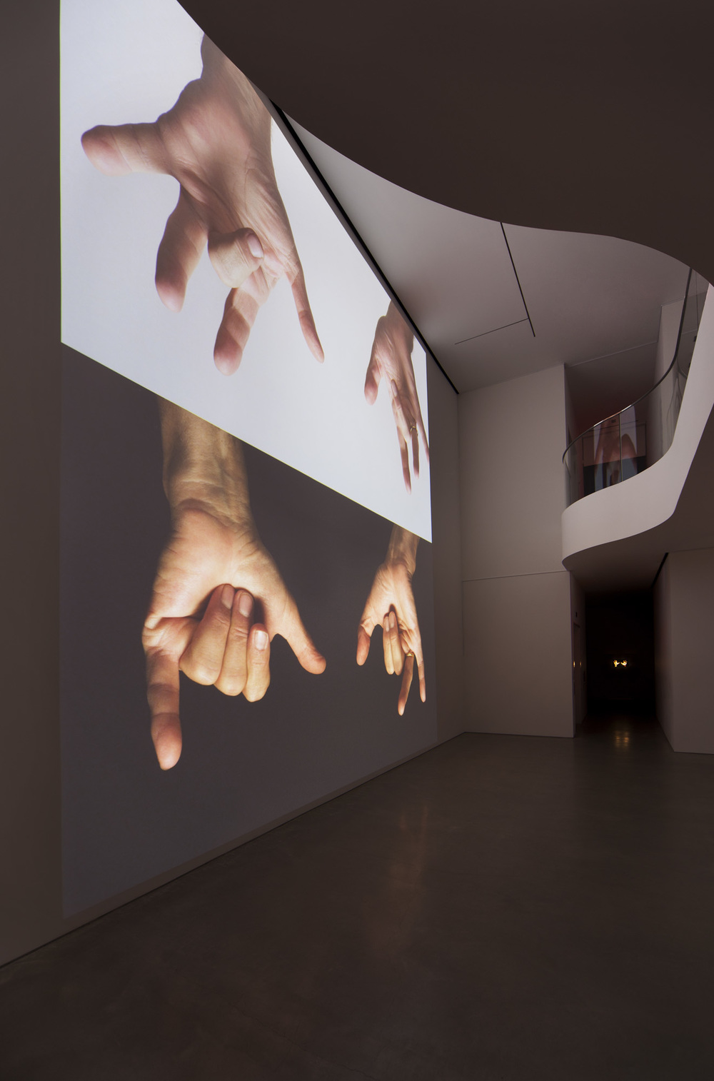 Bruce Nauman, Sperone Westwater Gallery