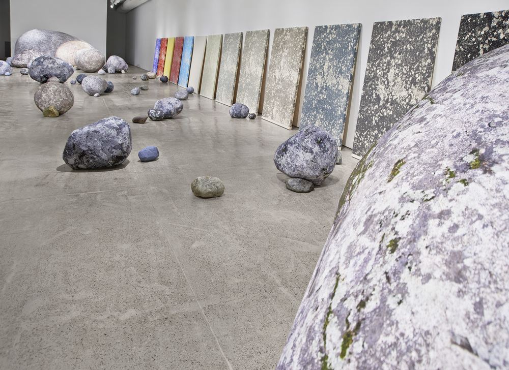 Sarah Sze, Fabric Workshop and Museum