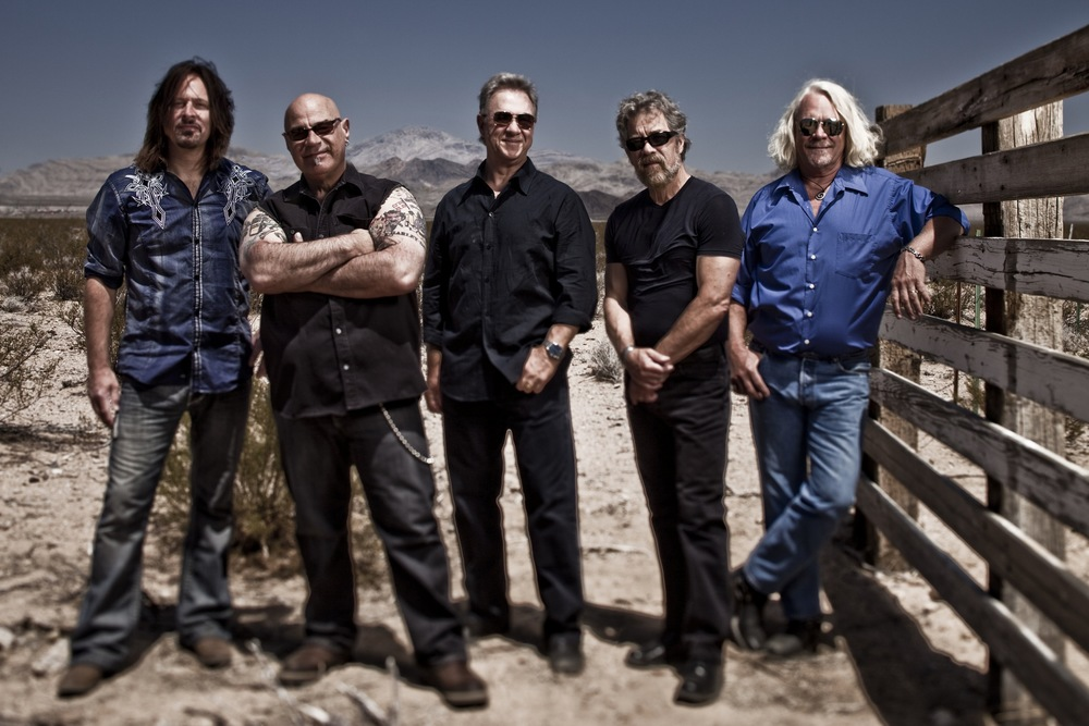 SATURDAY, AUGUST 31  2:15 - 3:45 pm: Creedence Clearwater Revisited