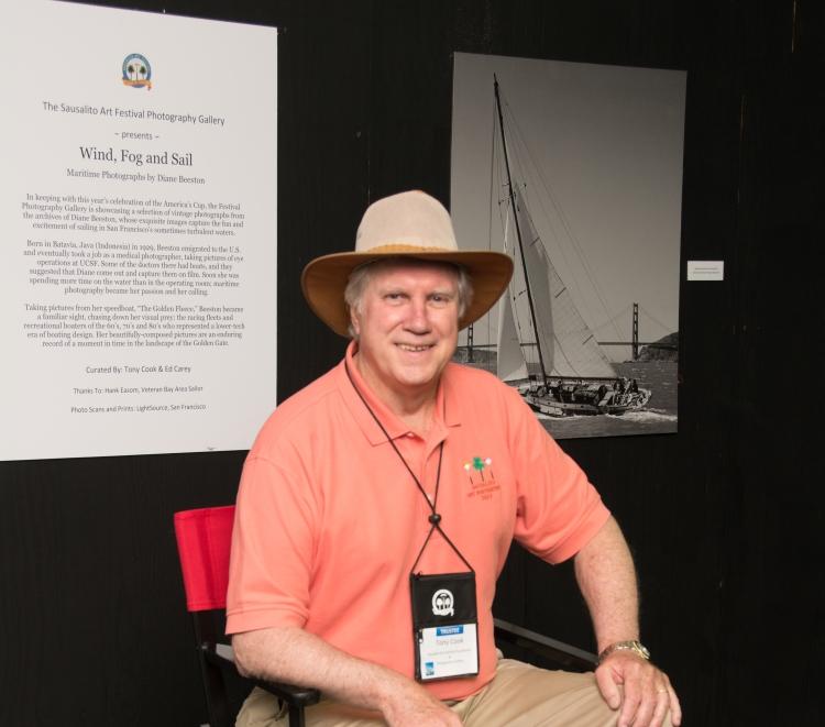 SAF Trustee, Tony Cook