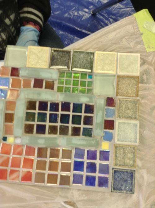 Davidson Middle School Fall 2013 Mosaic Project (23).JPG