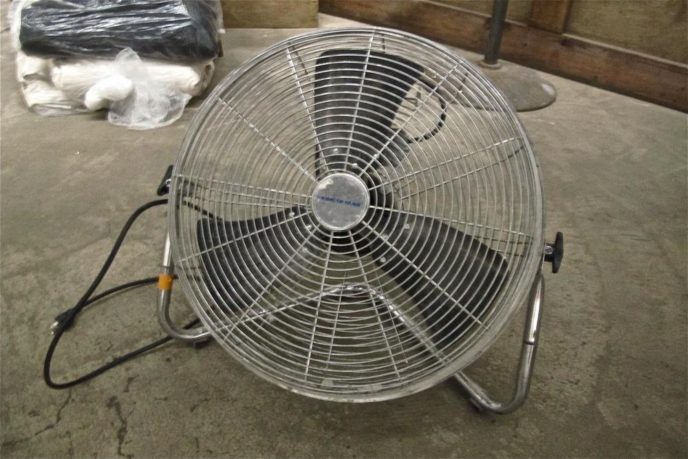 Modern Floor Fan