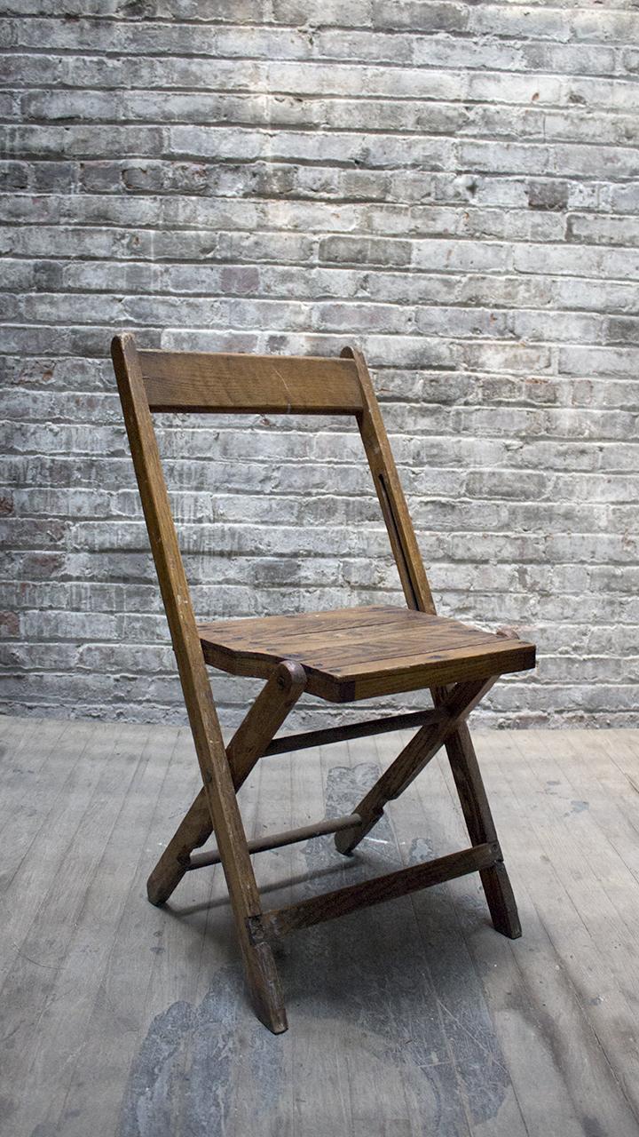 RSS VINTAGE Folding Chair $24