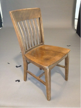 Barack Library Chair $60