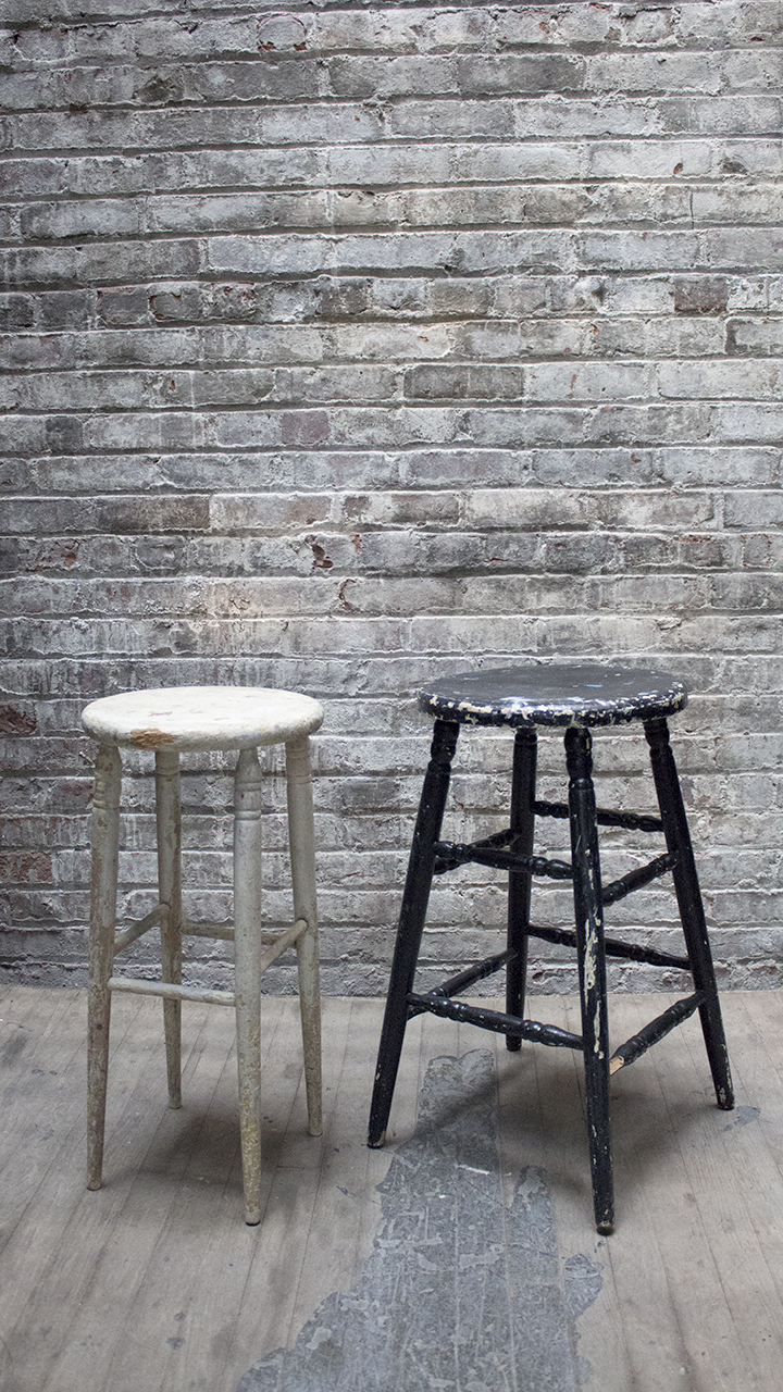 'these guys' stools $30/ea