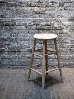 Whatever White Stool $70