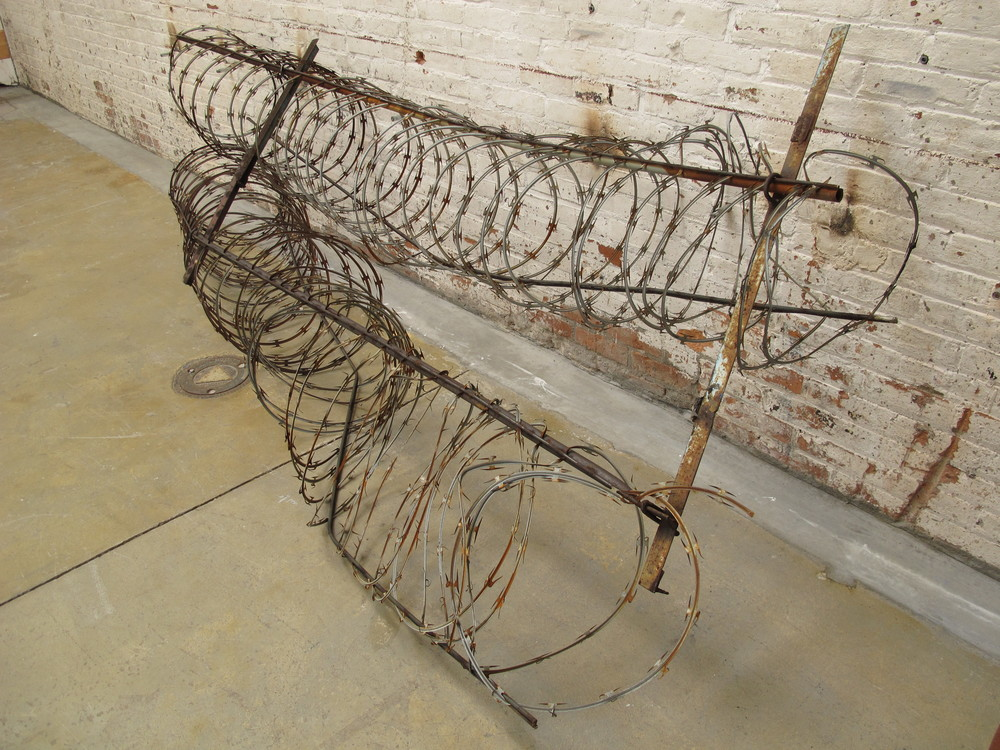 Barbed Wire $175