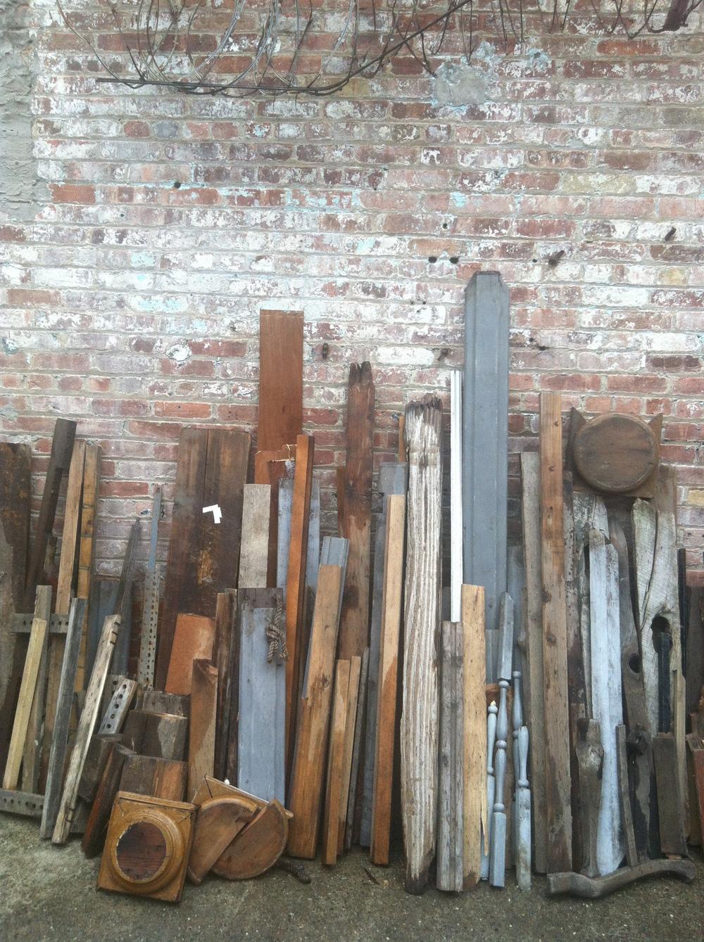 Scrap Wood $20