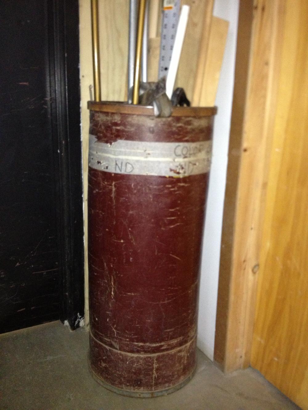 Scrap Cylinder $30