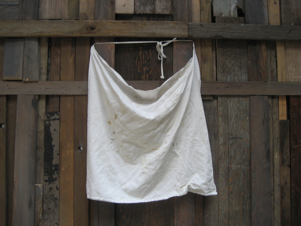 Another White Art Smock