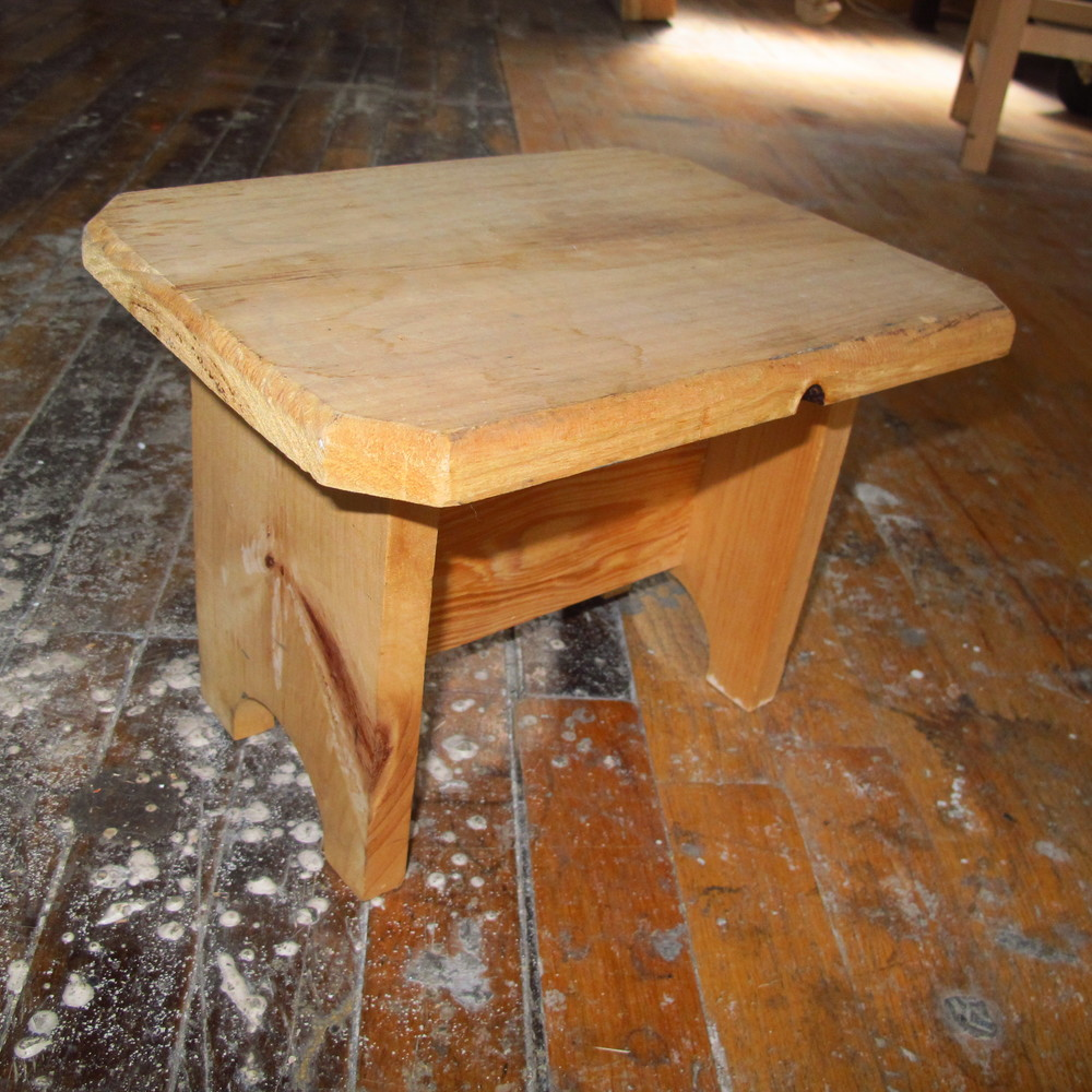 Wooden Otis Step Stool