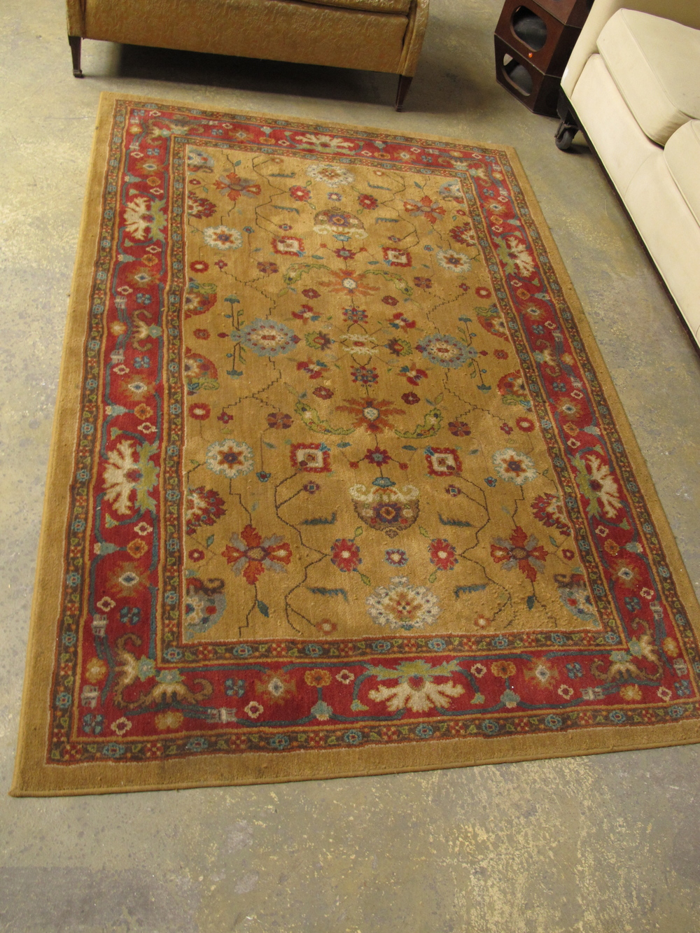 Production Rug $125