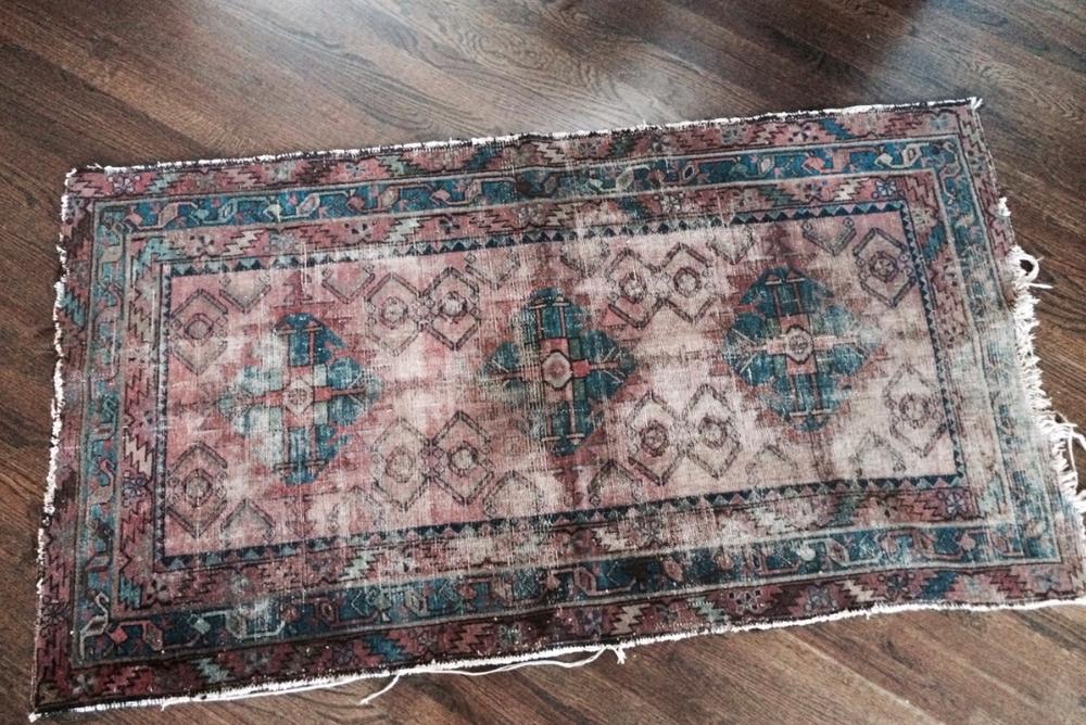 40x74 Oushak Rug $150