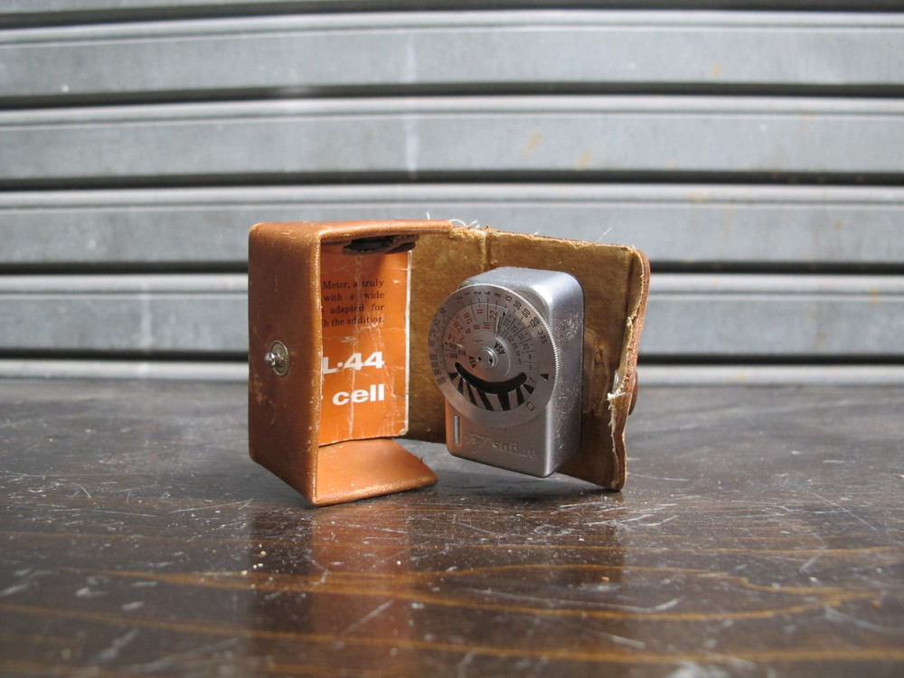Light Meter in box $5