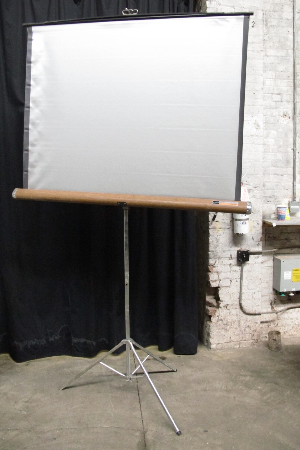 Projector Screen $50