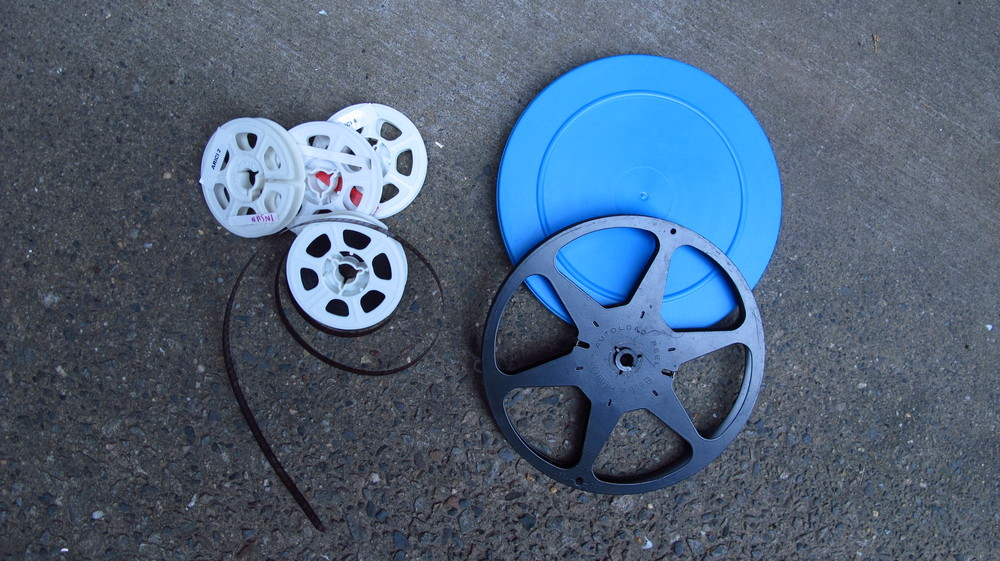 Reels for Projector $