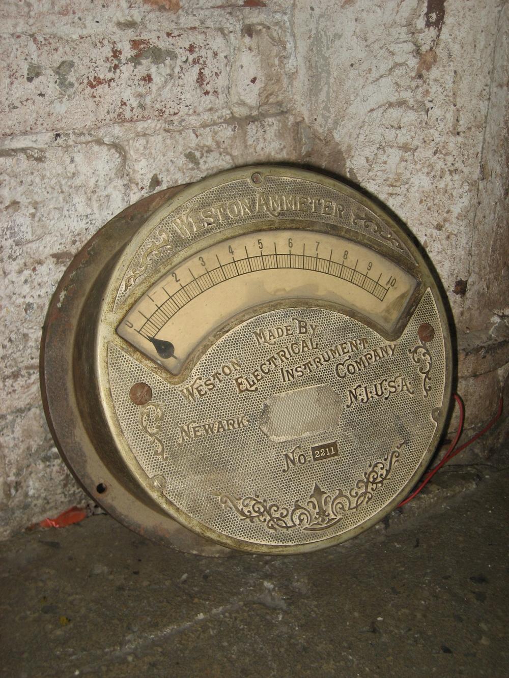 Weston Volt Meter