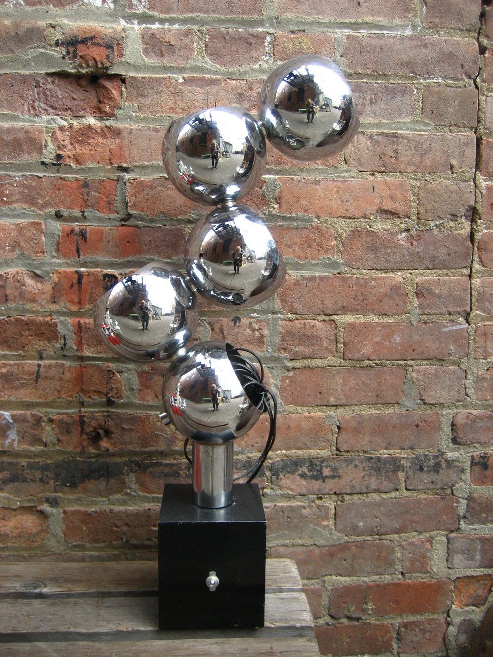 Multi Orb Lamp $40