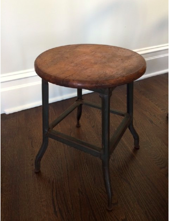 Issa Short Stool $60