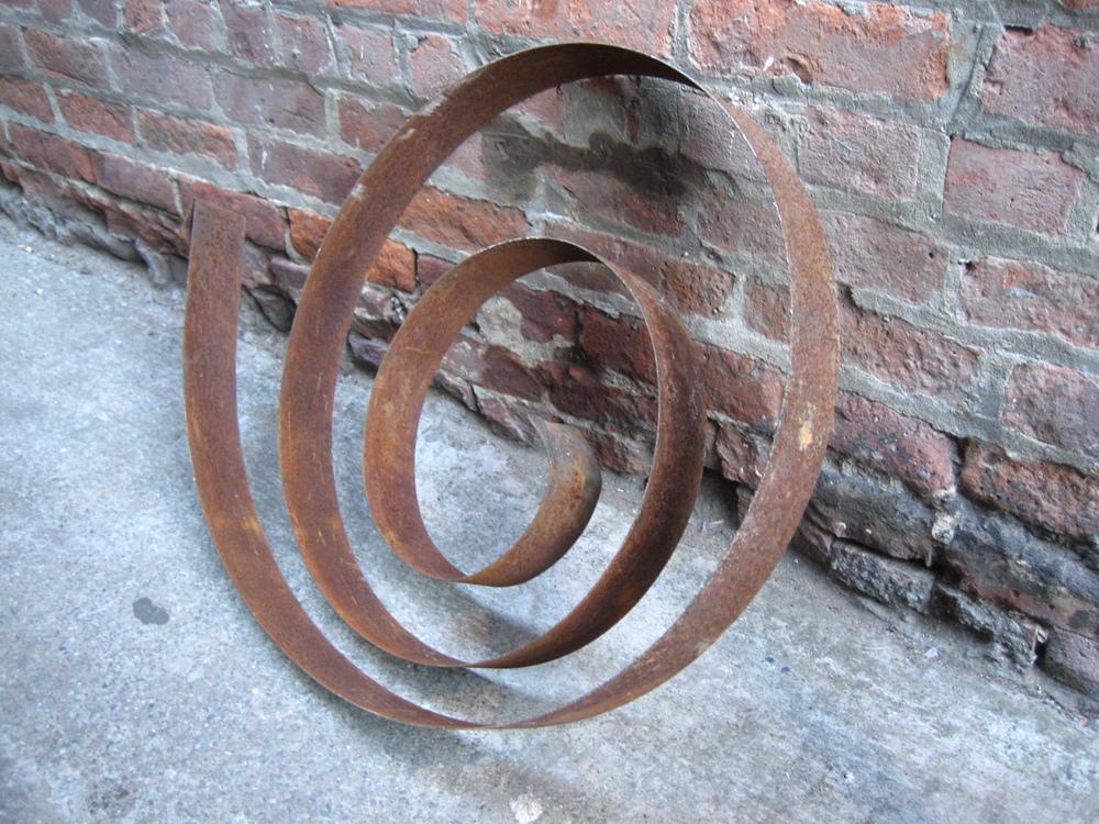 Rusted Spiral Scrap $5