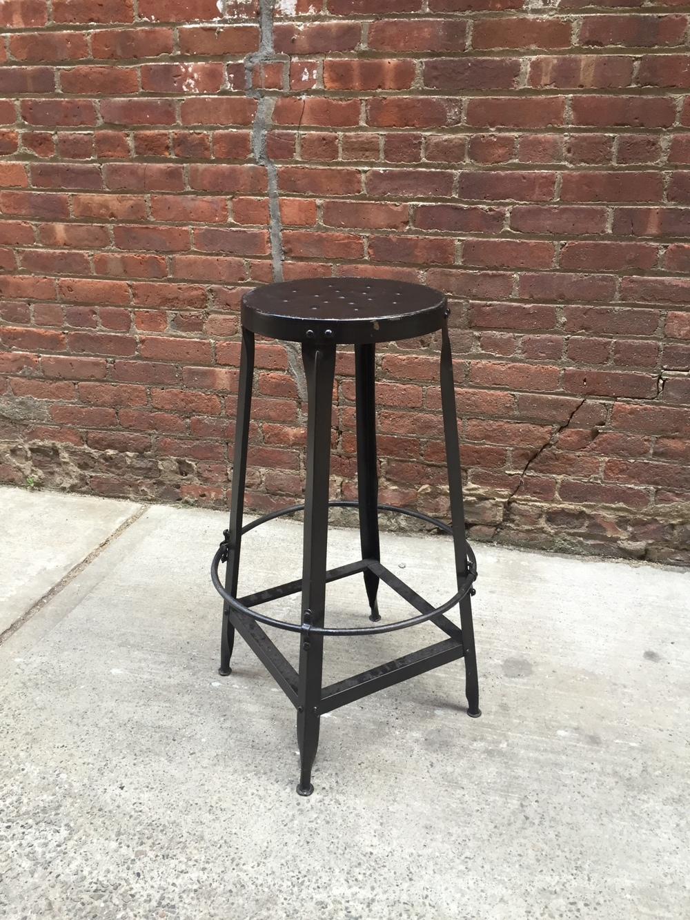 Black Beauty Stool $65