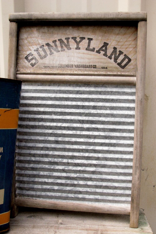 Sunnyland washboard $25