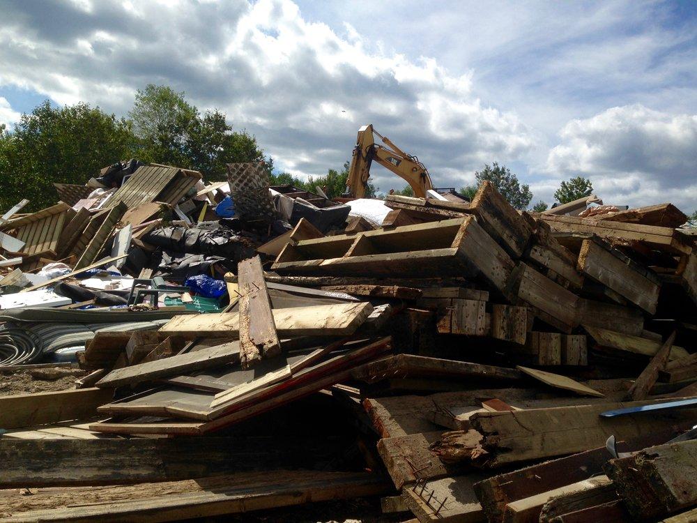 Dysart et Al landfill