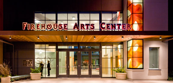 Firehouse Arts Center, Pleasanton, CA